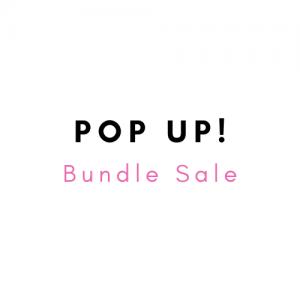 Pop Up Bundle Sale